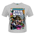 Star Wars T-shirt Han And Chewie Poster