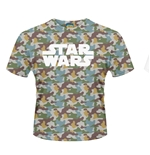 Star Wars T-shirt Boba Fett Camo