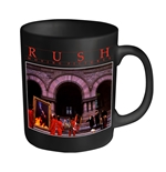 Rush Mug Moving Pictures