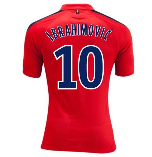 promo code 1658a b27d0 2014-15 PSG 3rd Shirt (Ibrahimovic 10) - Kids