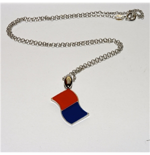 Genoa CFC Necklace 126321