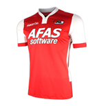 2014-2015 AZ Alkmaar Authentic Home Match Shirt
