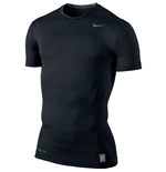 Nike Core Compression 2.0 Short Sleeve Top (Black)