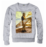 Star Wars Sweatshirt Chewie on the Beach