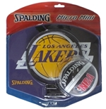 Los Angeles Lakers Basketball Gear - Basket & Soft Ball
