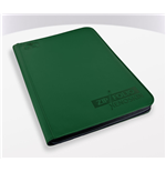 Ultimate Guard 9-Pocket ZipFolio XenoSkin Green
