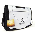 TITANFALL Premium Hammond Robotics Messenger Bag, White/Black