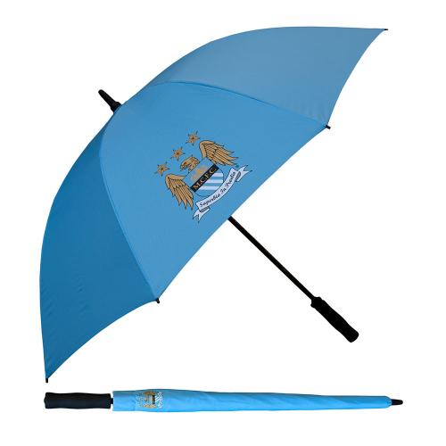 Manchester City F.C. Golf Umbrella Single Canopy