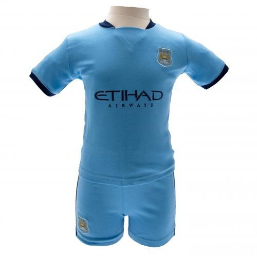 Manchester City F.C.  Shirt & Short Set 3/6 mths