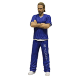 Sons of Anarchy Action Figure Blue Prison Variant Jax NYCC Exclusive 15 cm