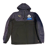 2014-2015 Newcastle Puma Bench Jacket (Black)