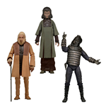 Planet of the Apes Action Figures 18 cm Classic Series 2 Assortment (14)