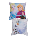 Frozen Pillow Reversible Crystal 40 x 40 cm