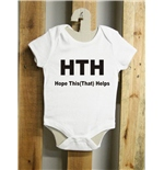 Nerd dictionary Baby Bodysuit 129238