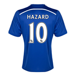 2014-15 Chelsea Home Shirt (Hazard 10)
