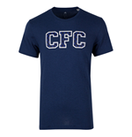2014-15 Chelsea Adidas Graphic Tee (Blue)