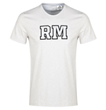 2014-2015 Real Madrid Adidas Graphic Tee (White)