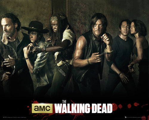 The Walking Dead Season 5 Mini Poster