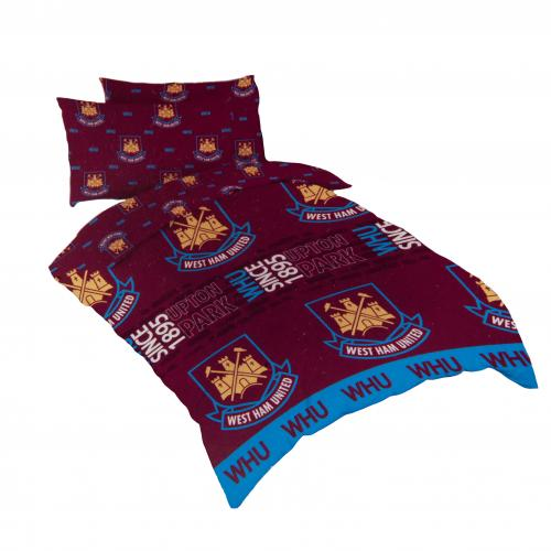 West Ham United F.C. Duvet Set