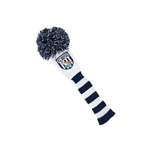 West Bromwich Albion F.C. Headcover Pompom (Driver)