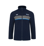 England RWC 2015 Lineout Full Zip Fleece (Navy)