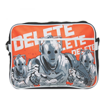 Doctor Who Shoulder Bag Cybermen