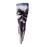 DC COMICS Injustice - Gods Among Us The Joker Sublimation Legging, Large