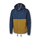 2014-2015 Arsenal Puma Casual Cagoule Jacket (Navy)