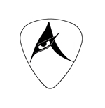 "Fender ""Heavy"" Guitar Pick - ANSHAR"
