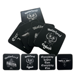 Motorhead Coaster Pack (4)