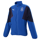 2015-2016 Italy Puma Stadium Leisure Jacket (Blue)