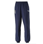 2015-2016 Italy Puma Stadium Leisure Pants (Navy)