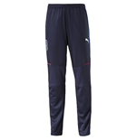2015-2016 Italy Puma Stadium Pants (Navy)