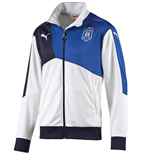 2015-2016 Italy Puma Walkout Jacket (White)
