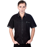 Aderlass Rockstar Shirt Denim