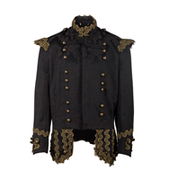 Aderlass Steampunk Jacket Brocade