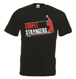 Transfer Printed T-shirt - SIMPLE STRANGERS