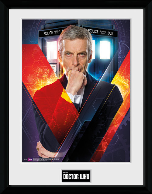 Doctor Who Solo Framed Collector Print