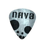 "Fender ""Medium"" Guitar Pick - NAV3"