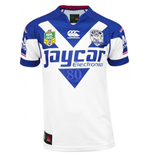 2015 Bulldogs Canterbury Replica Home Rugby Jersey