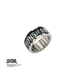 Sons Of Anarchy Ring IP Black