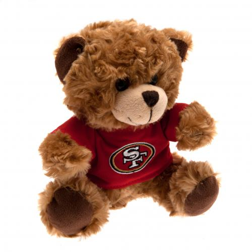 San Francisco 49ers T-Shirt Bear
