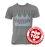 HAMM'S Pop Top Bottle Opener T-Shirt
