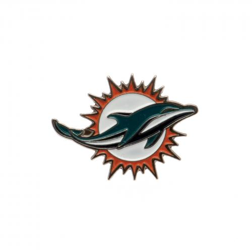 Miami Dolphins Badge