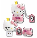 "Hello Kitty Memory Stick - Hello Kitty ""Princess"" 8GB"