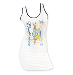 BUDWEISER Women's Vertical Logo Tank Top