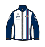 Williams Martini Racing LADIES Soft Shell Jacket 2015