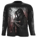 Soul Searcher - Longsleeve T-Shirt Black