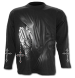 Exorcism - Longsleeve T-Shirt Black