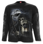 From The Grave - Longsleeve T-Shirt Black
